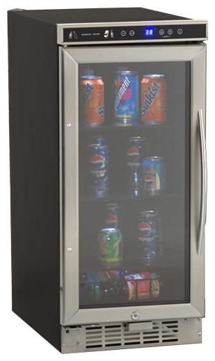 Built-In Deluxe Beverage Center.