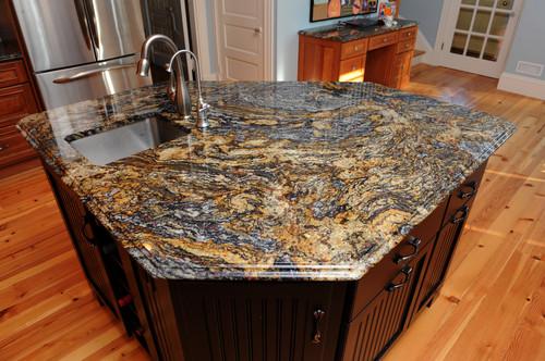 Kitchen granite countertop amp sinks from our portfolio