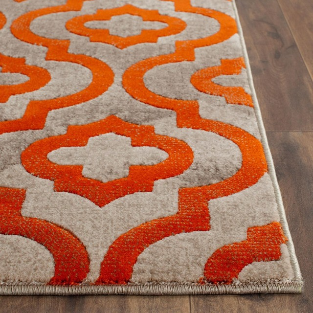 Safavieh Porcello Collection Prl7734 Rug Mediterranean Area Rugs By Buildcom Houzz