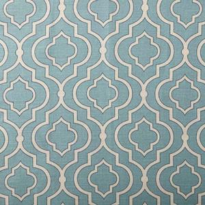 Designer Roman Shades Plain Fold, 36wx74h, Donetta Cascade.