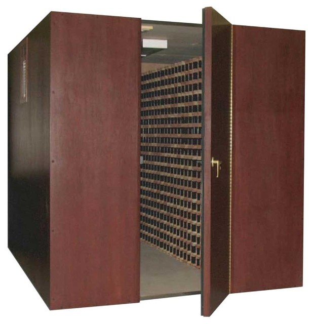 Tuaca Light Up Two Bottle Refrigerated Liquor Shot Chiller: PCC2 1950-Bottle Walk-In Wine Vault