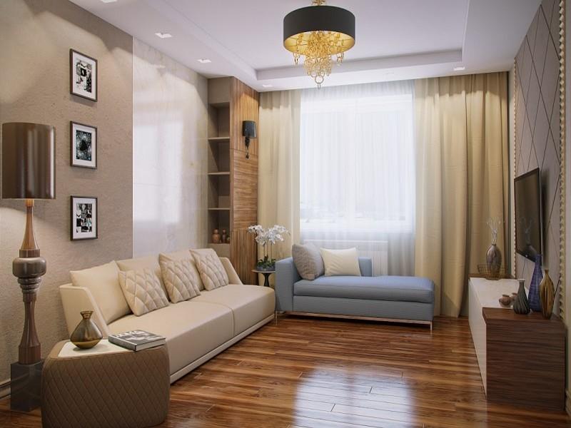 Проект квартиры в ЖК Розмарин