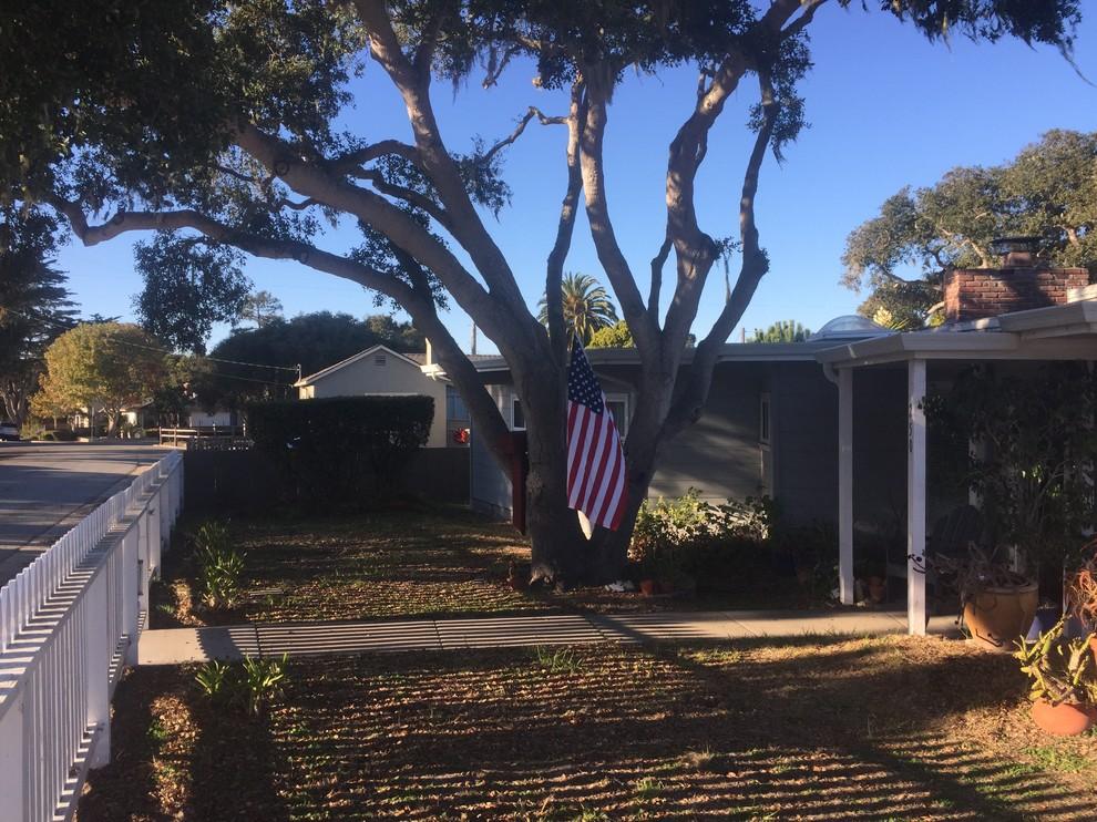 Pacific Grove Coastal Refuge: Before