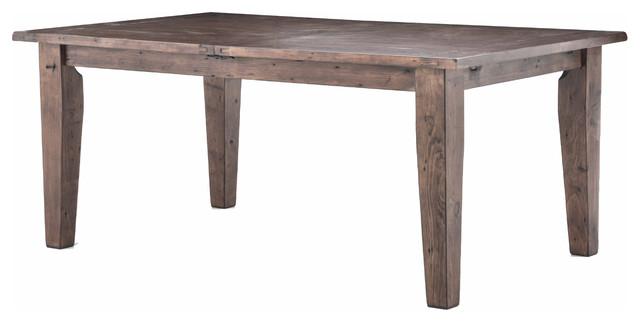"Irish Coast Extension Table, Sundried Ash, 72""/96"""