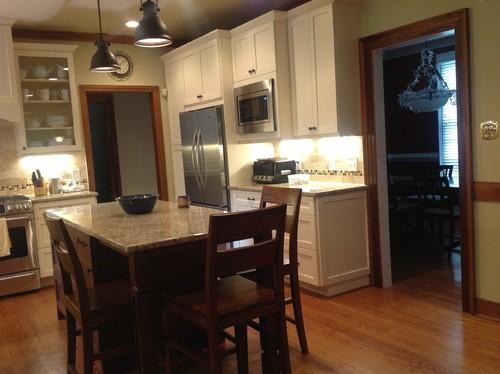 White Cabinets Wood Trim | online information