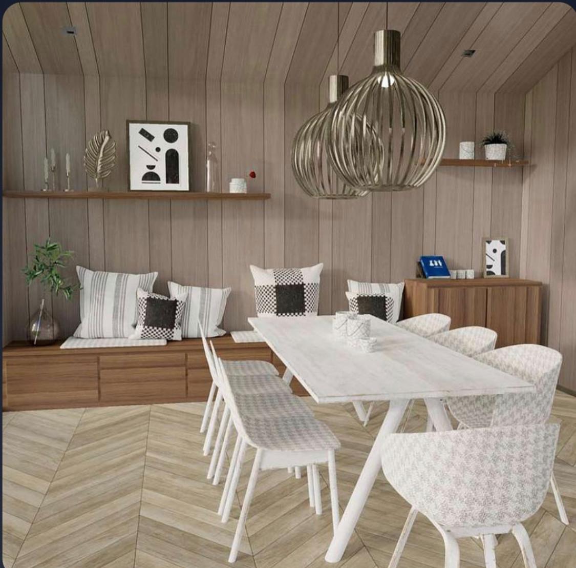 Dining room in Orlando