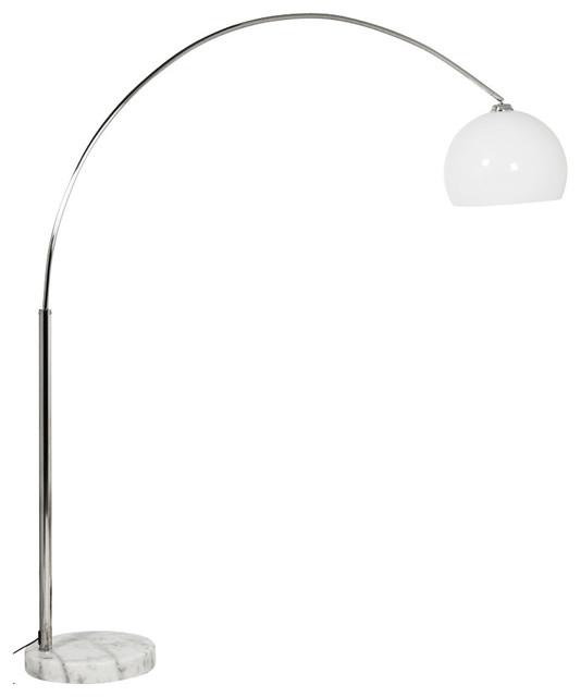 Loft Large Floor Lamp, White