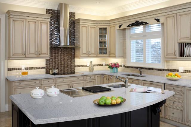 Free White Kitchen Tops Zitzatcom With White Countertops.