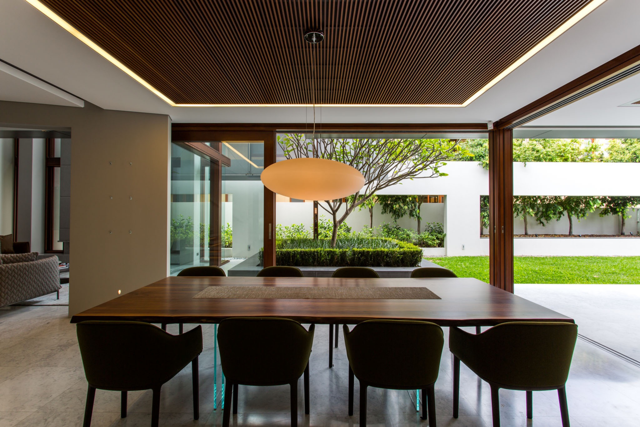 Dalkeith residence