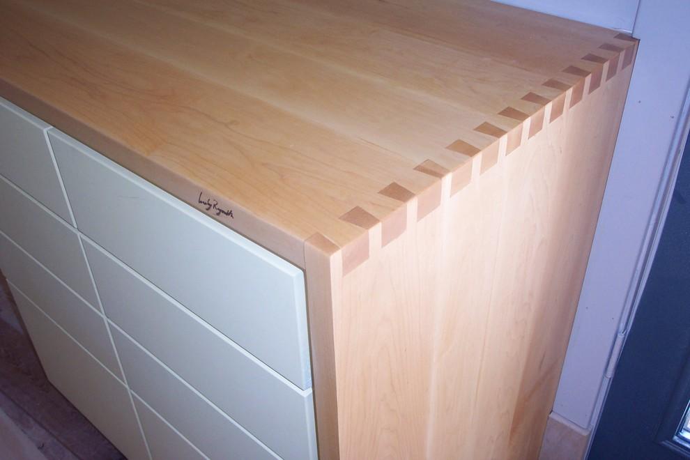 Maple Face Grain Counter Top