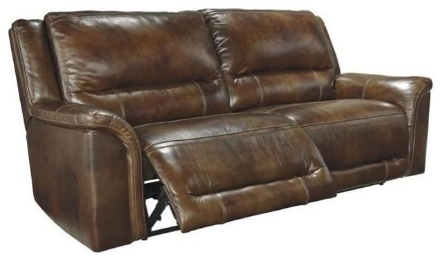 Ashley Furniture Homestore Ashley Jayron Leather 2 Seat