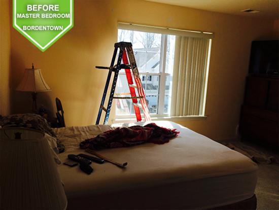 Bordentown Before Master Bedroom
