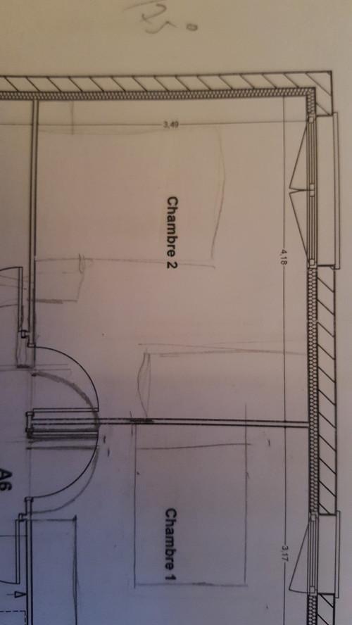 am nager une chambre de 15 m2 pour 2 enfants. Black Bedroom Furniture Sets. Home Design Ideas