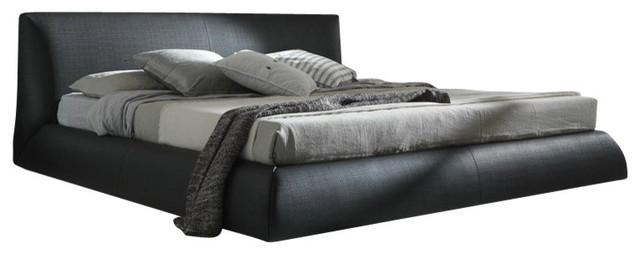 Nikko Platform Bed, King.