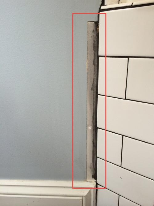 Bad Tile Job?