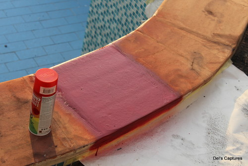 I need help with faded clay swimming pool coping for Painting aluminum swimming pool coping