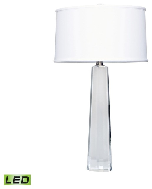 Crystal Table Lamp.
