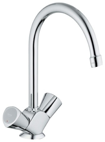 Grohe 31074001 Costa S Kitchen Bar Faucet Usa Chrome