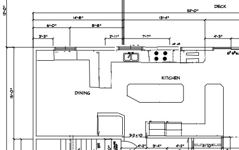how do i layout my kitchen - Home Design Layout