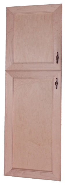 "Village Bch On The Wall Frameless 22/34 Pantry Medicine Cabinet, 7.25""x59""."