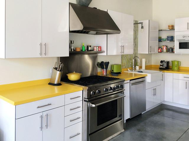 latitude cabinets - contemporary - kitchen - seattle -latitude