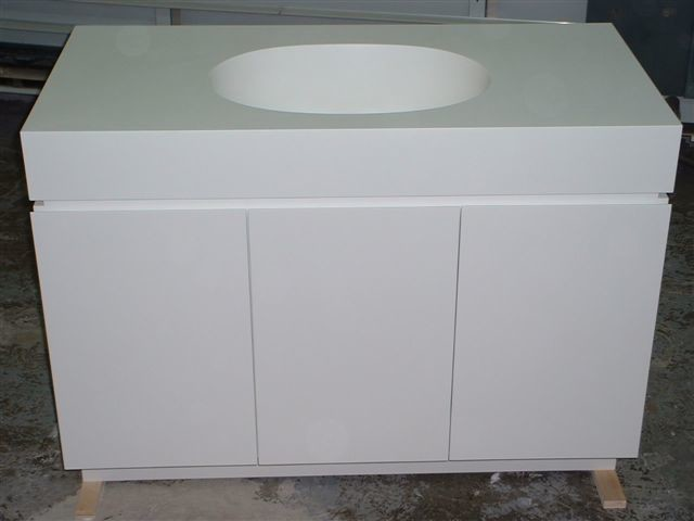 Charmant All Corian(Solid Surface ) Cabinets