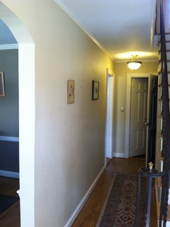 Help needed with paint color and decorating ideas for entry/hallway!