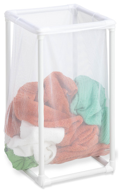 Mesh Hamper, 1 Bag.