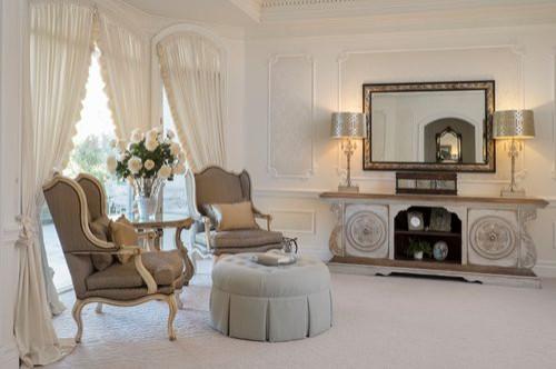 Elegant home design photo in Phoenix