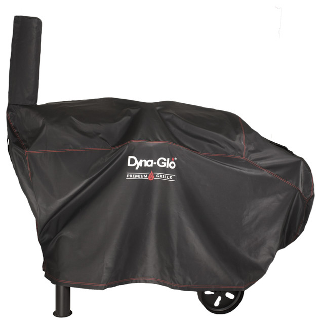 Dyna-Glo Barrel Charcoal Grill Cover.