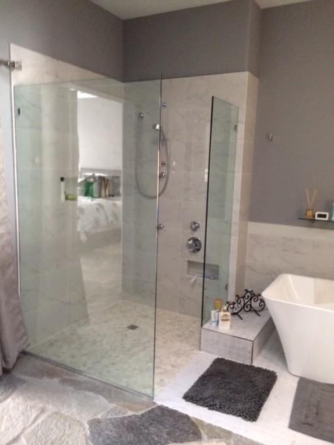 Master Shower/Bath