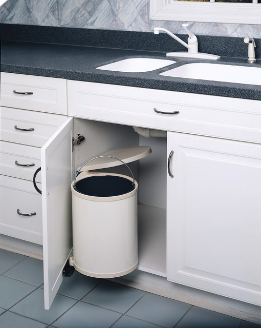 Individual Pack Counter Mount Waste Container 8-060 SERIES Counter Mount Waste Containers