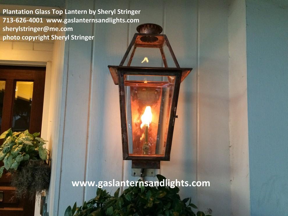 Sheryl's Plantation Gas Lanterns