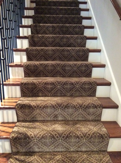 Stair runners chicago by home carpet one for Home carpet one chicago