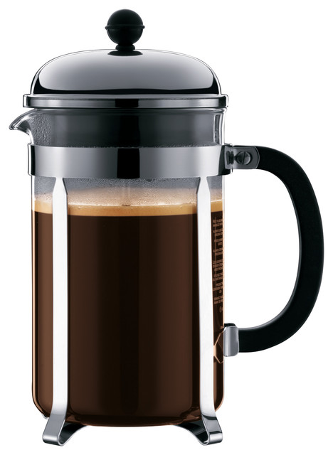 Bodum Chambord Coffee Maker, 12 Cup, 1.5 L, 51 Oz, Usa.