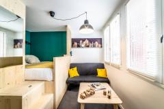 Avant/Après : 18 m2 rénovés en plein confinement pour 10000 euros