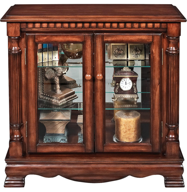 bathroom curio cabinet gilby curio cabinet in cherry modern bathroom vanities 11465