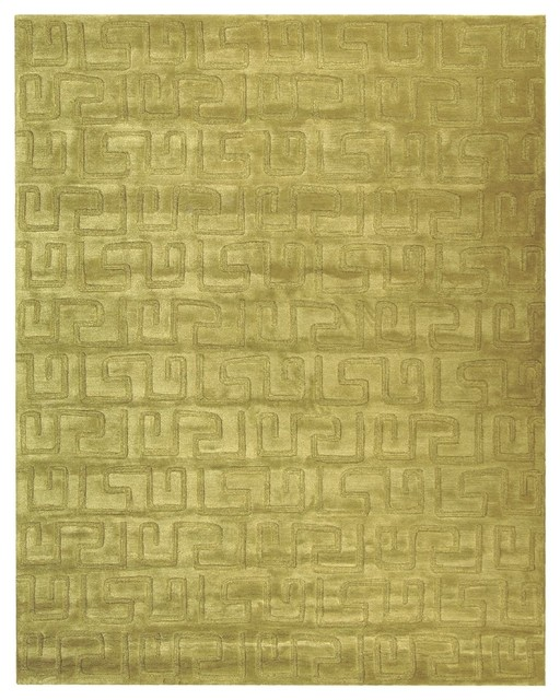 Contemporary soho area rug contemporary hall and stair for Contemporary runner rugs for hallway