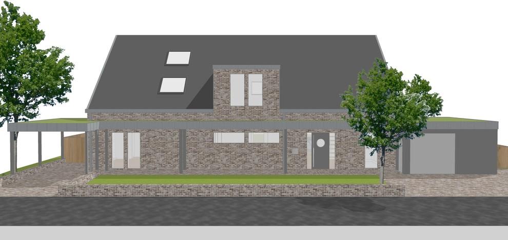 Visualisierung einer Sanierung große Variante Bild I