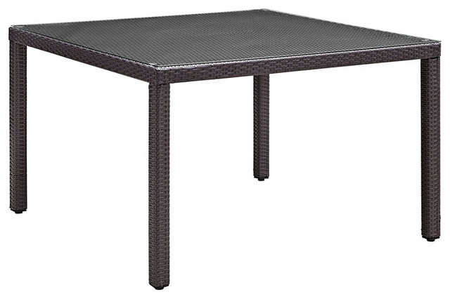 tempered glass outdoor dining tables extendable table mainstays top convene square patio contemporary