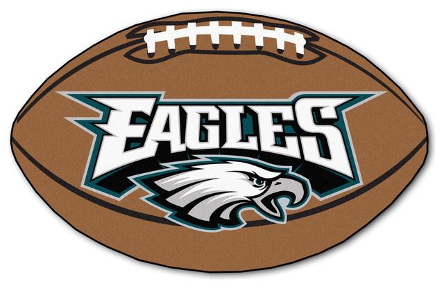 Nfl Philadelphia Eagles Football Rug 20 5 Quot X32 5 Quot Modern