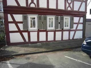 fachwerkhaus in hanau frankfurt am main von ralf birk zimmerermeister. Black Bedroom Furniture Sets. Home Design Ideas