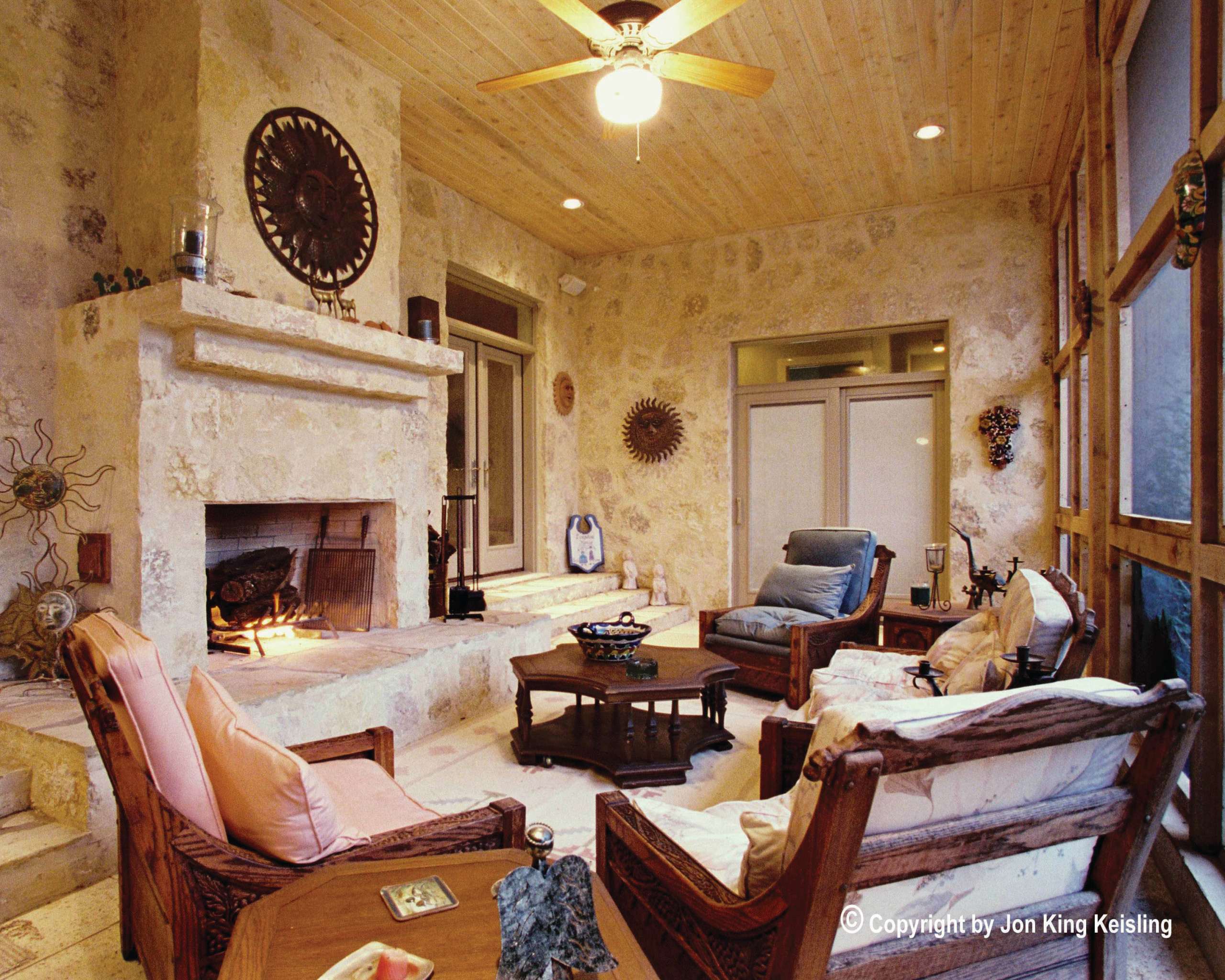 Hill Country Custom Residence