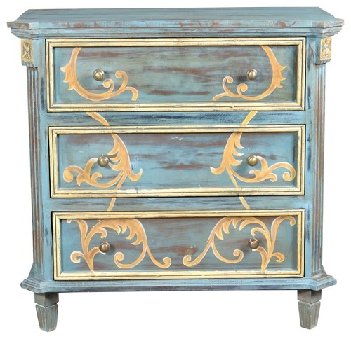 Chanda 3-Drawer Chest