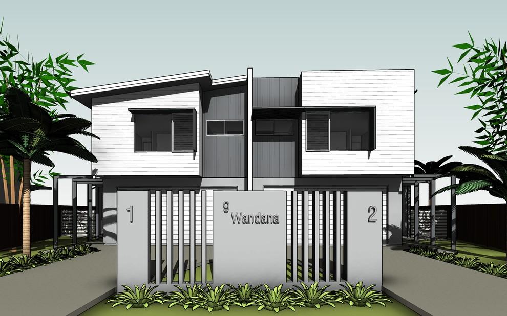 Mount Coolum Duplex - Under Construction