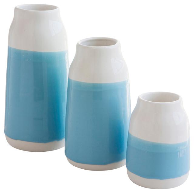 Milk Vases Set Of 3 Vases By Robert Siegel Studio