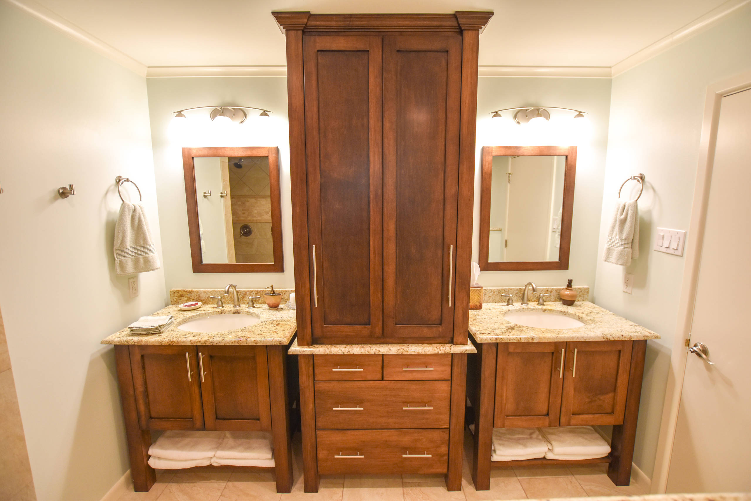 Master Bath Renovation in Graham