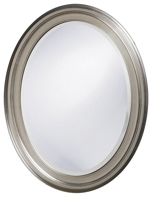 Howard Elliott George Nickel Mirror.