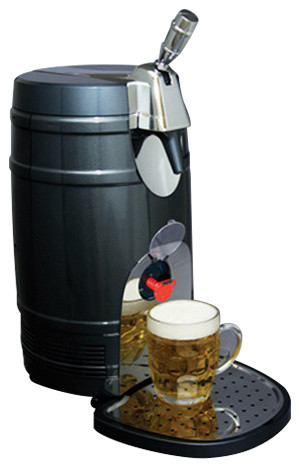 Koolatron Beer Keg Cooler Contemporary Beer Taps And