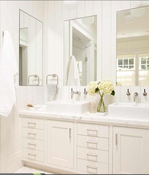 Bathroom Tiles Vertical Or Horizontal vertical or horizontal tongue & groove for my bathroom